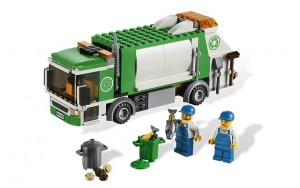 LEGO City Garbage Truck 4432 - Toysnbricks