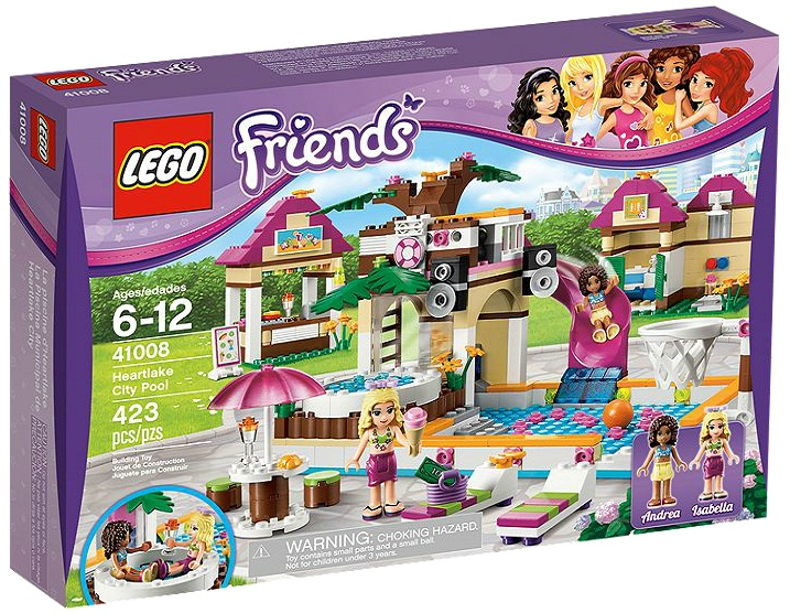 Lego Friends Sexism Accusations?