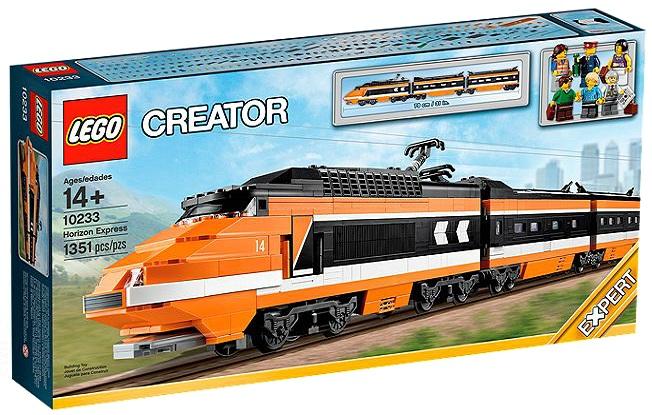 LEGO Creator Expert 10233 Horizon Express - Toysnbricks