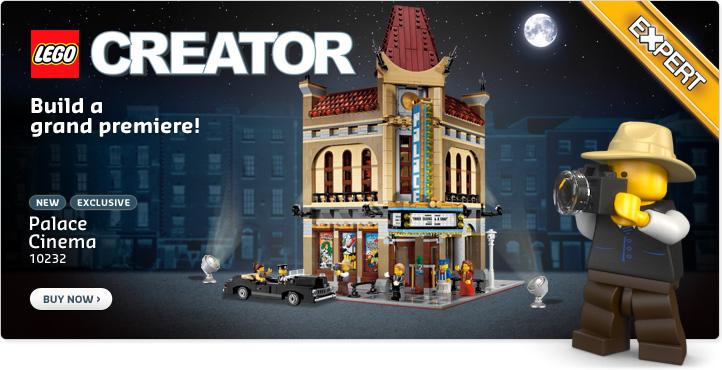 LEGO Expert 10232 Palace Cinema