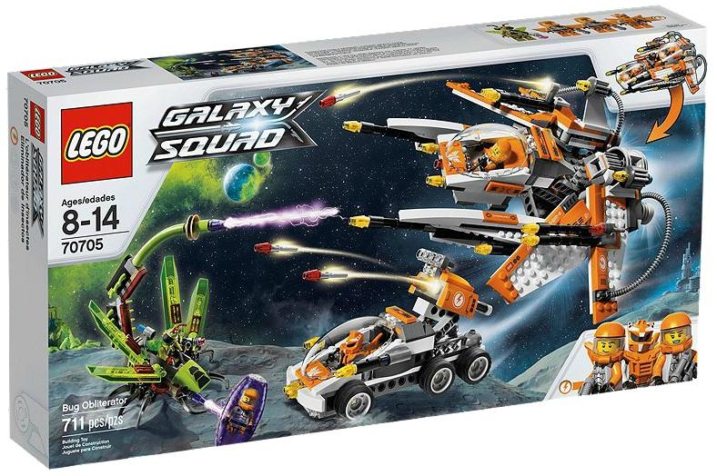 LEGO Galaxy Squad Bug Obliterator 70705 - Toysnbricks