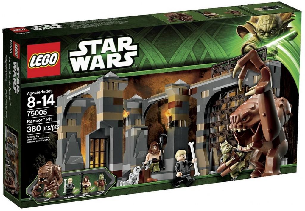 LEGO Star Wars Rancor Pit 75005 - Toysnbricks