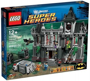 LEGO Superheroes 10937 Batman Arkham Asylum Breakout - Toysnbricks