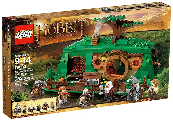 LEGO The Hobbit An Unexpected Gathering 79003 - Toysnbricks