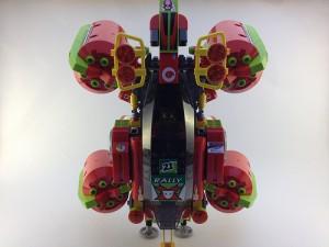 [MOC] Hellish Hoonigan MK1.5 GARC Racer