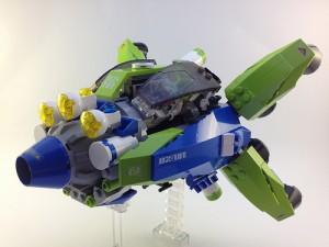 [MOC] Tachyon Turtle GARC Racer