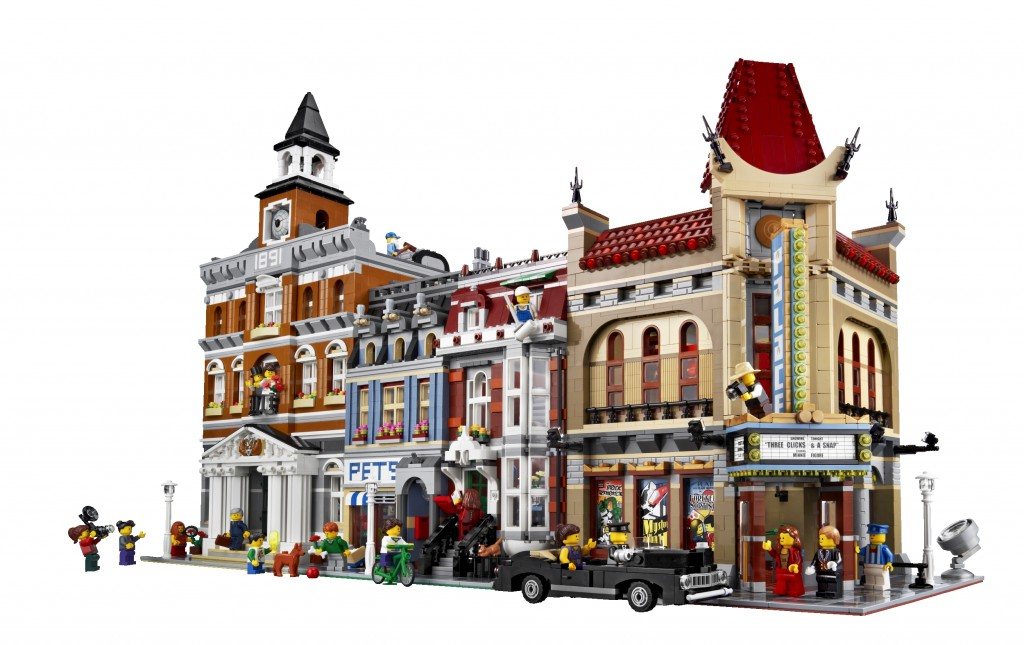 LEGO Creator Expert 10232 Palace Cinema High Resolution