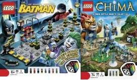 LEGO 2013 Games 50003 50006 (Pre)
