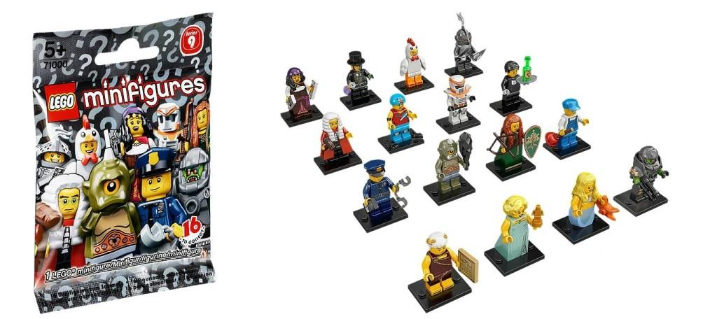 LEGO 71000 Series 9 Minifigures - Toysnbricks