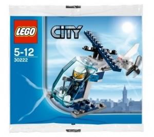 LEGO City 30222 Police Helicopter - Toysnbricks