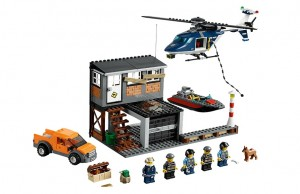 LEGO City 60009 Helicopter Arrest - Toysnbricks