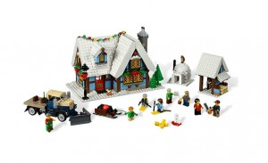 LEGO Creator Expert 10229 Winter Village Cottage - Toysnbricks