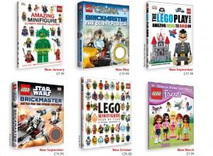 LEGO DK 2013 Books - Toysnbricks