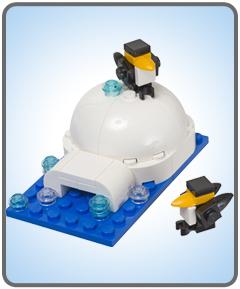 LEGO Igloo