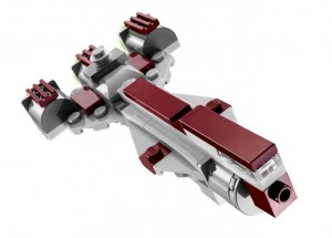 LEGO Star Wars 30242 Republic Frigate 2013 Polybag Set