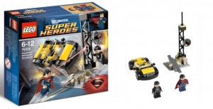 LEGO Superheroes 76002 Superman's Metropolis Showdown (Pre)