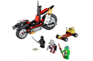 LEGO Teenage Mutant Ninja Turtles Shredder's Dragon Bike 79101 - Toysnbricks