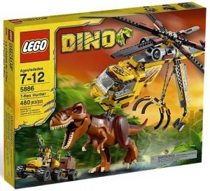 LEGO Dino T-Rex Hunter 5886 - Toysnbricks
