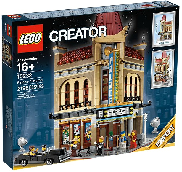 LEGO Expert 10232 Palace Cinema - Toysnbricks