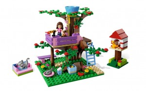 LEGO Friends 3065 Olivia's Tree House - Toysnbricks