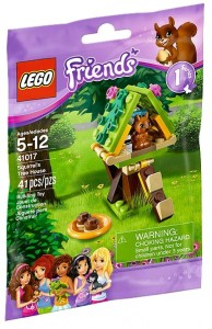 LEGO Friends 41017 Squirrel's Tree House - Toysnbricks