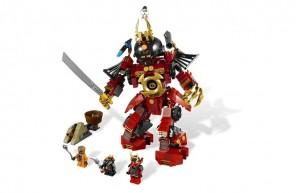 LEGO Ninjago Samurai Mech 9448 - Toysnbricks