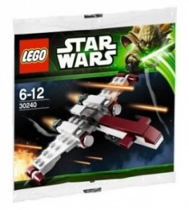 LEGO Star Wars 30240 Z-95 Headhunter