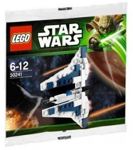LEGO Star Wars 30241 Gauntlet Ship Polybag - Toysnbricks