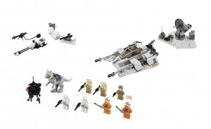 LEGO Star Wars 75014 Battle of Hoth - Toysnbricks