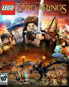 LEGO The Lord of the Rings Video Game 2012 - Toysnbricks