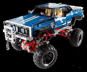 Exclusive LEGO Technic CO-Creation Model 41999