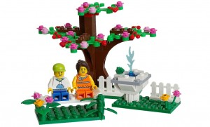 LEGO 40052 Springtime Scene - Toysnbricks