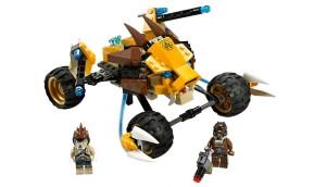 LEGO 70002 Legends of Chima Lennox' Lion Attack - Toysnbricks