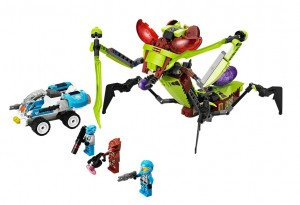 LEGO Galaxy Squad 70703 Star Slicer - Toysnbricks