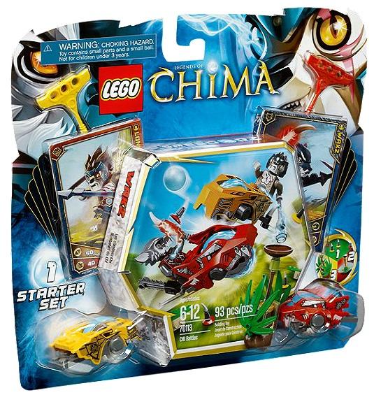 LEGO Legends of Chima 70113 CHI Battles - Toysnbricks