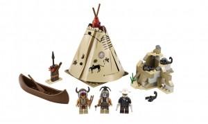 LEGO Lone Rangers 79107 Comanche Camp - Toysnbricks