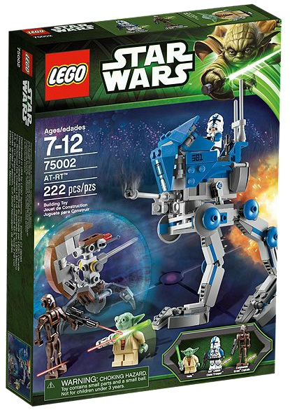 LEGO Star Wars 75002 AT-RT - Toysnbricks