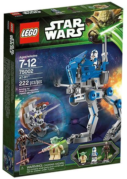 LEGO Star Wars 75002 AT-RT - Toysnbricks