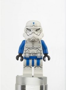 LEGO Star Wars Special Forces Commander Clone Trooper (DK The Yoda Chronicles)