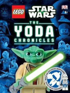 LEGO Star Wars The Yoda Chronicles DK Book