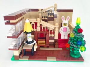 2013 LEGO Contest Winner A Christmas Story 1983 (agrahmann)