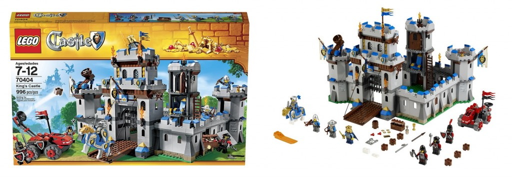 LEGO Castle King's Castle 70404 - Toysnbricks