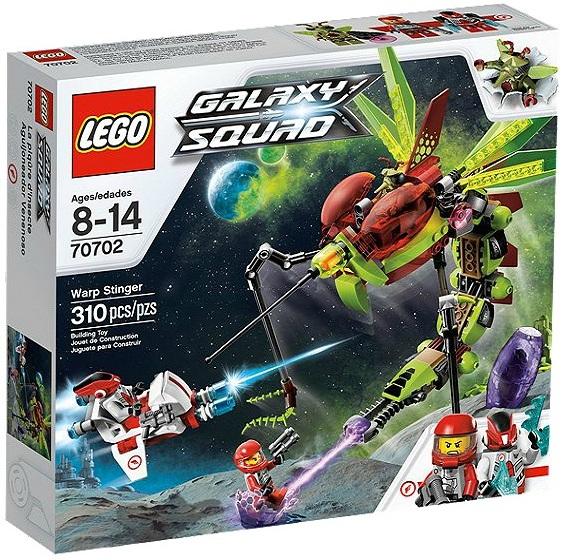 LEGO Galaxy Squad 70702 Warp Stinger - Toysnbricks
