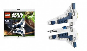 LEGO Star Wars 30241 Mandalorian Fighter (Gauntlet) - Toysnbricks