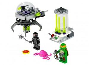 LEGO Teenage Mutant Ninja Turtles 79100 Kraang Lab Escape - Toysnbricks