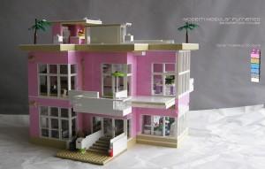 [MOC] Modern Modular Furnished Beach Front House
