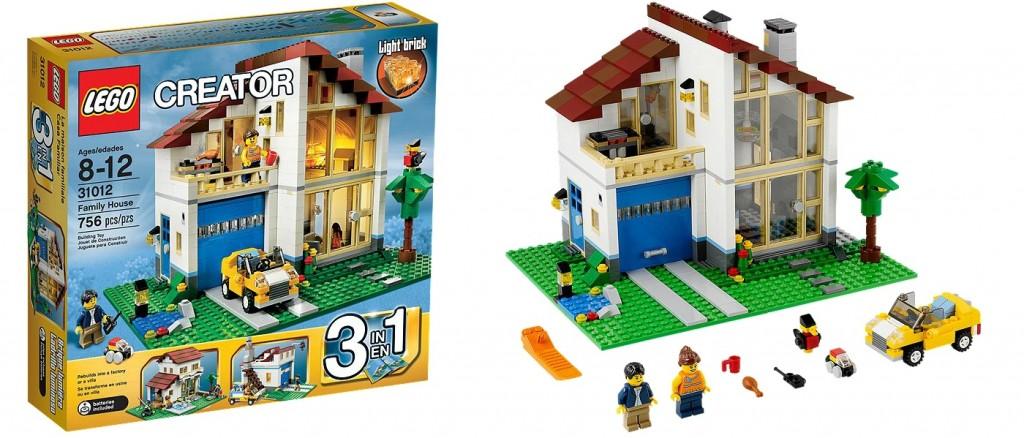 LEGO 31012 Creator Family House - Toysnbricks