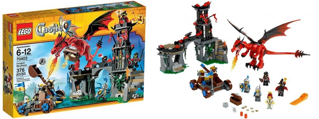 LEGO 70403 Castle Dragon Mountain - Toysnbricks