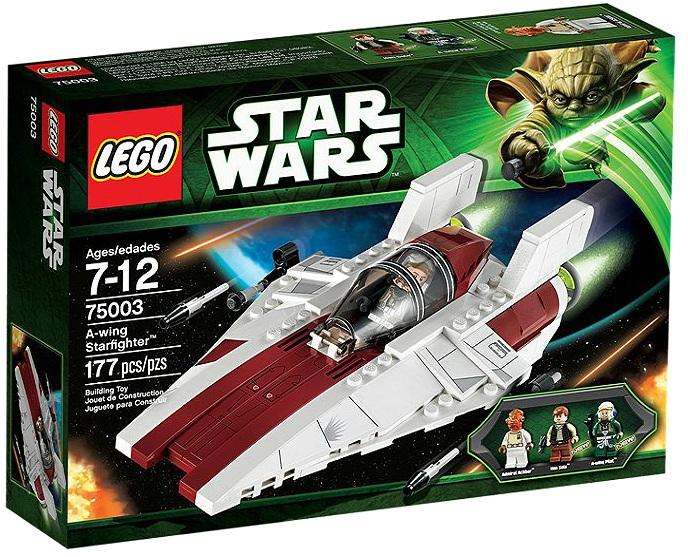 LEGO 75003 A-wing Starfighter - Toysnbricks