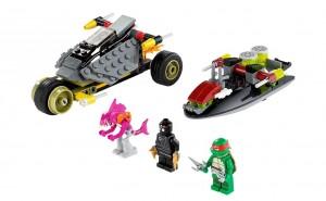 LEGO 79102 Teenage Mutant Ninja Turtles Stealth Shell in Pursuit - Toysnbricks
